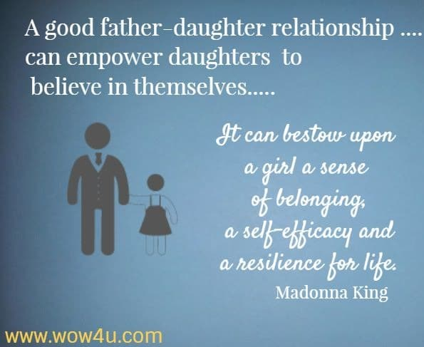 30 Father Daughter Quotes - Inspirational Words of Wisdom