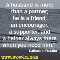 Husband Quotes - Inspirational Words of Wisdom