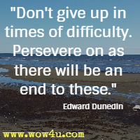 Inspirational Quotes About Perseverance Fair Perseverance Quotes  Inspirational Words Of Wisdom