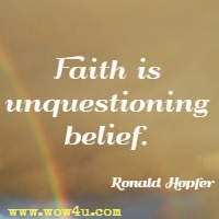Faith Quotes Faith Quotes  Inspirational Words Of Wisdom