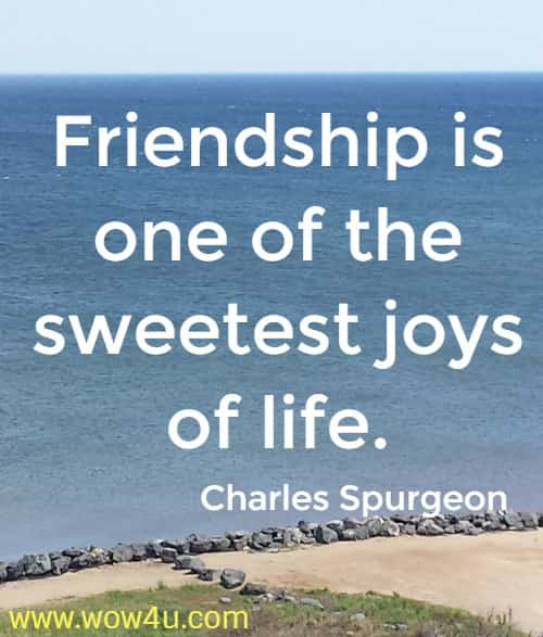 51 Friendship Quotes Inspirational Words Of Wisdom