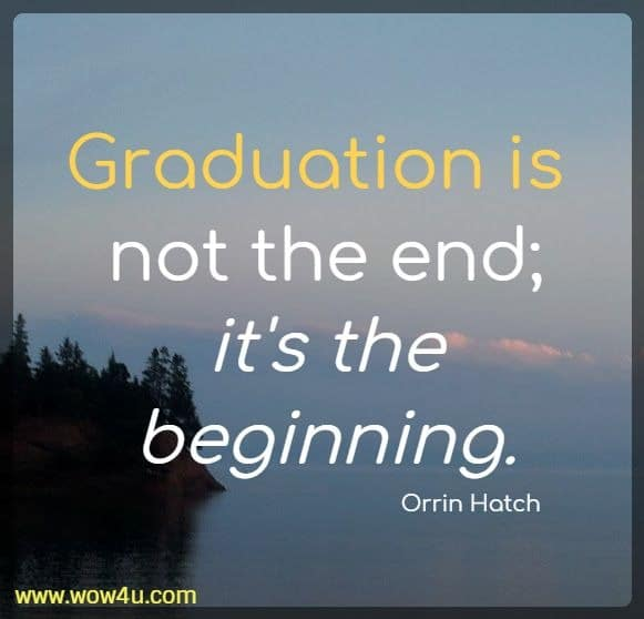55 Graduation Quotes - Inspirational Words of Wisdom
