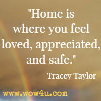 Quotes About Home Inspirational Words Of Wisdom