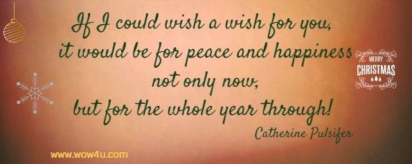 christmas sayings with wishes