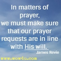 Prayer Quotes and Sayings 66 to 121 - Inspirational Words of