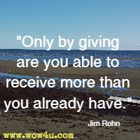 Helping Others Quotes - Inspirational Words of Wisdom