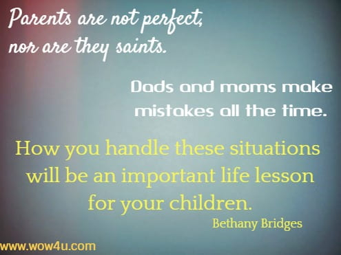 parents quotes to share and make you smile