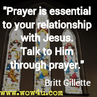 228 Prayer Quotes and Sayings - Inspirational Words of Wisdom