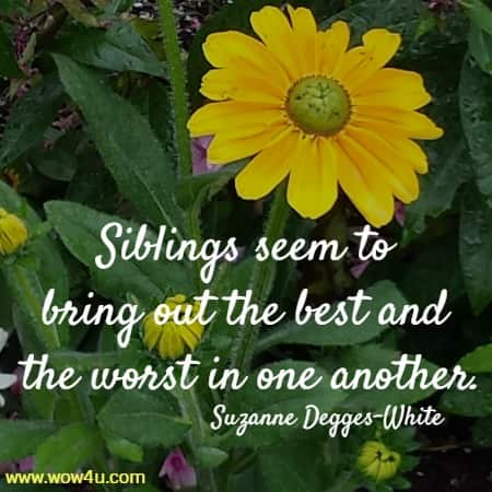 33 Sibling Quotes Inspirational Words Of Wisdom