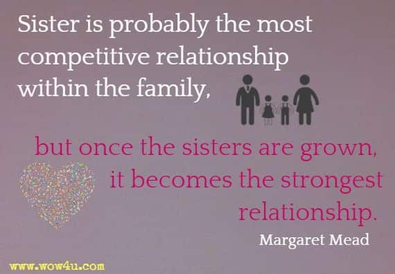 105 Sister Quotes to Share with Your Sis
