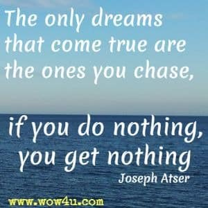 33 Follow Your Dreams Quotes Inspirational Words Of Wisdom