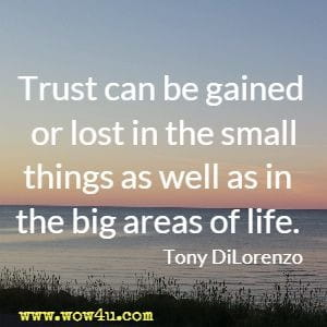 74 Trust Quotes Inspirational Words Of Wisdom