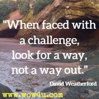 Quotes About Challenges Delectable Challenge Quotes  Inspirational Words Of Wisdom