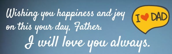 56 Fathers Day Wishes for Dad